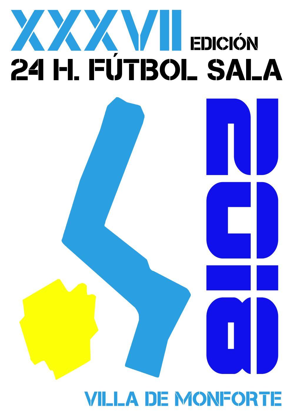 "24 horas de Fútbol Sala ""Villa de Monforte"""