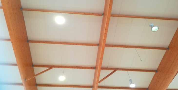 instalación luminarias monforte del cid