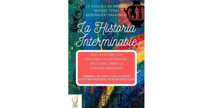 La historia interminable según la escuela de música «Miguel Terol Berenguer»