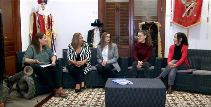 Entrevista a cargos festeros Purísima 2019 y programa de fiestas