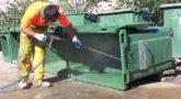 limpieza contenedores covid-19
