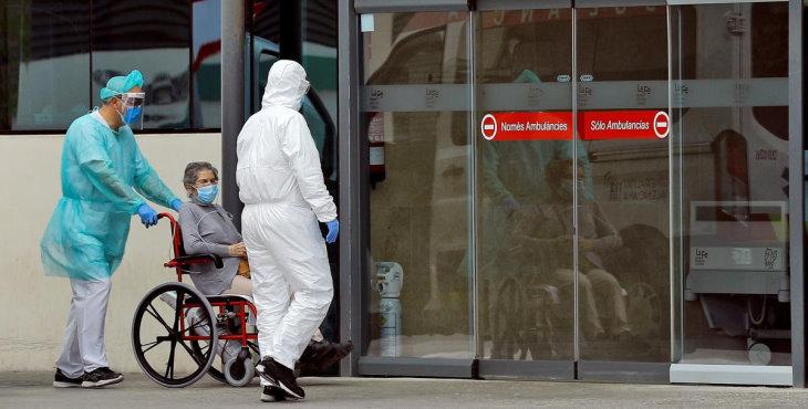 Pandemia del coronavirus alicante