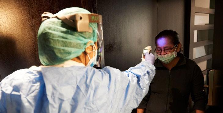 Hacia el desconfinamiento,España supera los 100.000 curados y la cifra de muertos diarios sube hasta 331