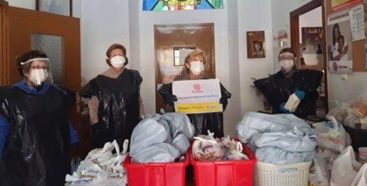 Cáritas Diocesana de Orihuela-Alicante multiplica por cuatro el número de ayudas a las familias durante la crisis del coronavirus
