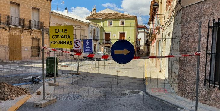Obras subvencionadas por la Diputación de Alicante, dentro del Plan de Mejoras de Infraestructuras de Abastecimiento de Agua y Saneamiento para Municipios