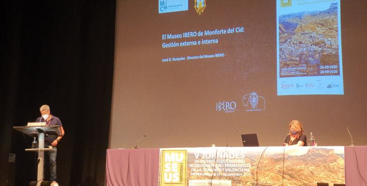 """Museo Íbero invitado como ponente en las """"V Jornades de Museus y Col.lecciòns Museogràfiques Permanents de la Comunitat Valenciana"""""""