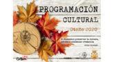 programacion cultural monforte del cid, audiovisual otoño 2020