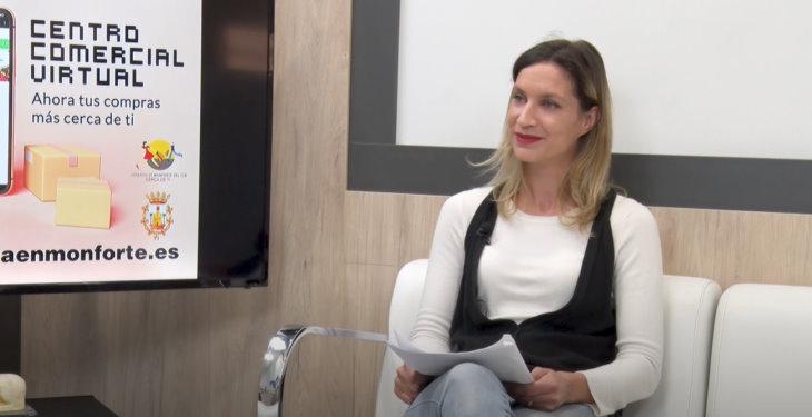 """Entrevista a Mabi de las Nieves: """"La pandemia ha acelerado la digitalización del comercio local"""""""